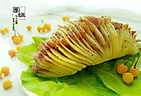 风琴土豆#美的微波炉菜谱#的做法