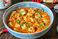 超级下饭的麻婆豆腐的做法