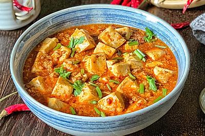 超級下飯的麻婆豆腐