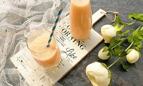#春季食材大比拼#山药胡萝卜汁的做法