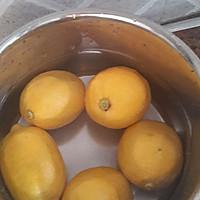 自制柠檬膏的做法图解2