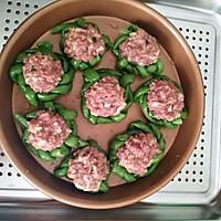 长豆角酿肉的做法图解12