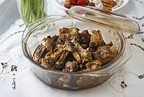 【姬松茸焖排骨】提高免疫力的冬季养生菜的做法