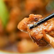 姜汁热窝鸡丨川菜