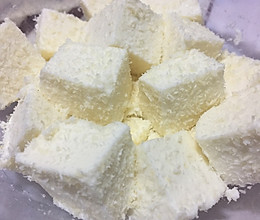 椰子糕椰小方的做法