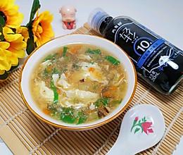 30天不重样月子汤‼️山药蔬菜芙蓉汤的做法