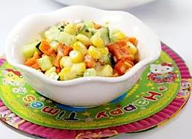 玉米沙拉(蔬菜沙拉)