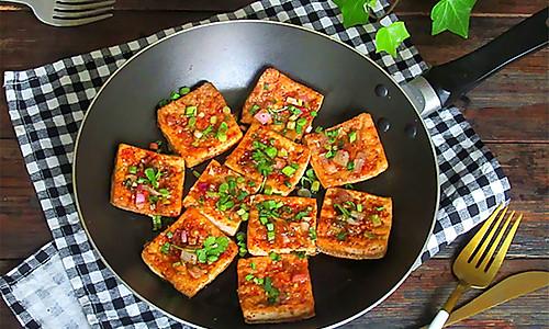 蒜香臭豆腐的做法
