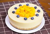 【免烤箱蛋糕】零失败芒果慕斯蛋糕的做法