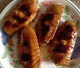 电饼铛烤鸡翅的做法