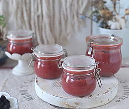 #做道懒人菜,轻松享假期#家庭版自制草莓酱的做法