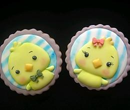 #美食新势力#糖霜饼干|萌鸡的做法