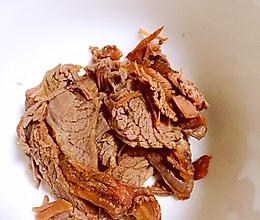 软烂入味的家常酱牛肉的做法