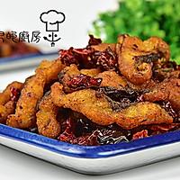 香辣炝锅鱼