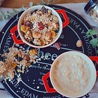好吃不发胖的坚果谷物麦片,早餐和下午茶的必备!