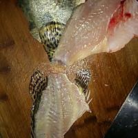 松鼠桂鱼#我的品道美食#的做法图解3