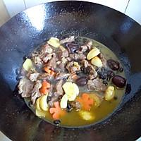 大喜大牛肉粉试用之---黑豆焖牛腩的做法图解10