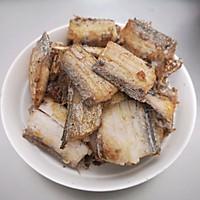 #下饭红烧菜#高蛋白~红烧带鱼的做法图解4
