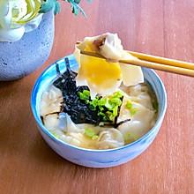 大排档鲜肉小馄饨#花10分钟,做一道菜!#