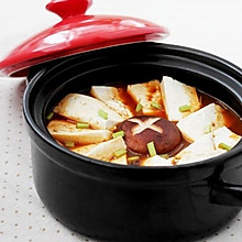 韩式泡菜豆腐煲