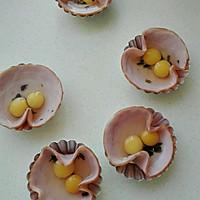 花样火腿鹌鹑蛋的做法图解2