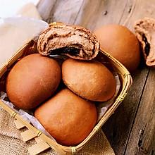 巧克力夹心面包