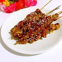 蜜汁鸡肉串