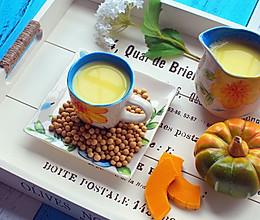 南瓜牛奶豆浆的做法