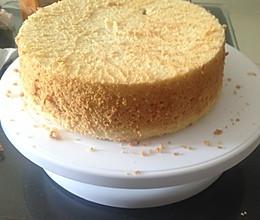 8寸超详细步骤戚风蛋糕(生日蛋糕基础蛋糕)的做法