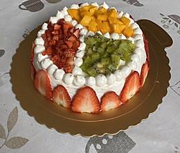生日蛋糕的做法