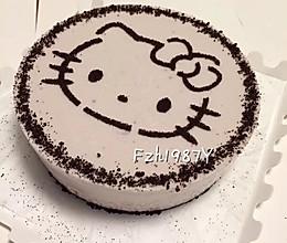 蓝莓慕斯蛋糕(免烤)~香浓醇厚的做法