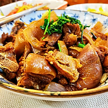 好吃到停不下筷子,秘制红烧羊肉