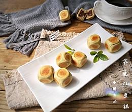 荞麦仙豆糕的做法
