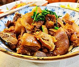 好吃到停不下筷子,秘制红烧羊肉的做法