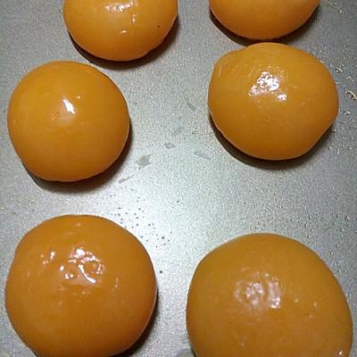 腌咸蛋黄-盐埋版(三天速成)