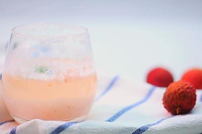 荔枝气泡酒——迷迭香
