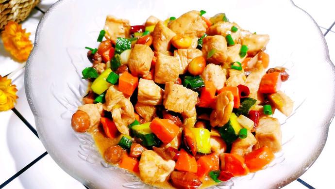 中式特色菜【宫保鸡丁】