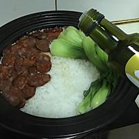 菁选酱油试用之四川麻辣肠煲仔饭的做法图解5