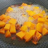 奶瓜蜜豆燕麦粥的做法图解2
