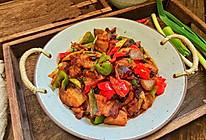 #以美食的名义说爱她#妈妈的专属回锅肉的做法