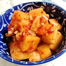 韩国泡菜—泡萝卜