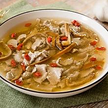 陈皮瘦肉汤