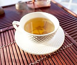 金银花甘草茶的做法