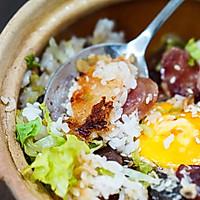 老广最爱的煲仔饭(妈妈的秘方酱汁)快手料理的做法图解7