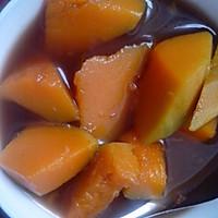 南瓜红糖水 ……调经益气补血汤的做法图解3