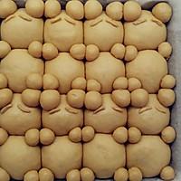 萌你一脸的泰迪熊挤挤面包的做法图解12