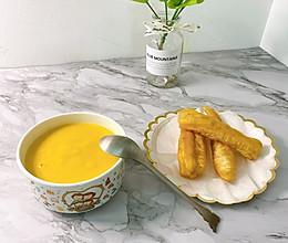 #我们约饭吧#南瓜浓汤的做法