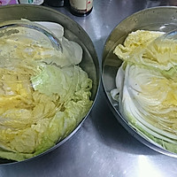 韩国泡菜的秘密【自制辣白菜】正宗发酵蜜桃爱营养师私厨的做法图解15