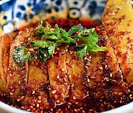 #福气年夜菜#最简单的荤菜麻辣鲜香口水鸡的做法