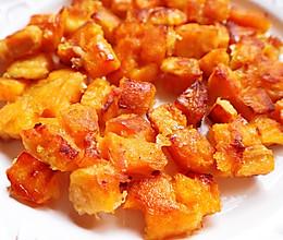 #憋在家里吃什么#爆香焦脆地瓜烙的做法
